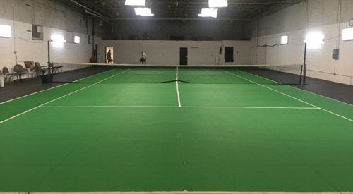 TDS Tennis Court
