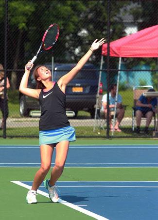 GETA Tournament Tennis Player