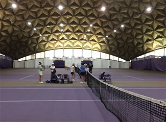 Indoor Tennis at Murray Athletic Center