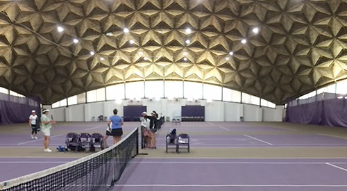 Murray Athletic Center Tennis Courts