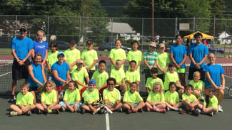 Corning Area Tennis Camp
