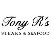 GETA Sponsor - Tony R's Steaks & Seafood