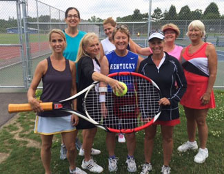 GETA Women's Doubles Tennis League